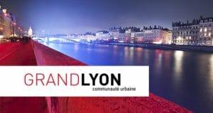Éligibilité à la fibre optique dans le Grand Lyon