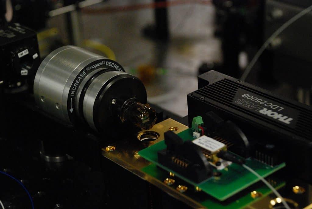 amplificateur optique