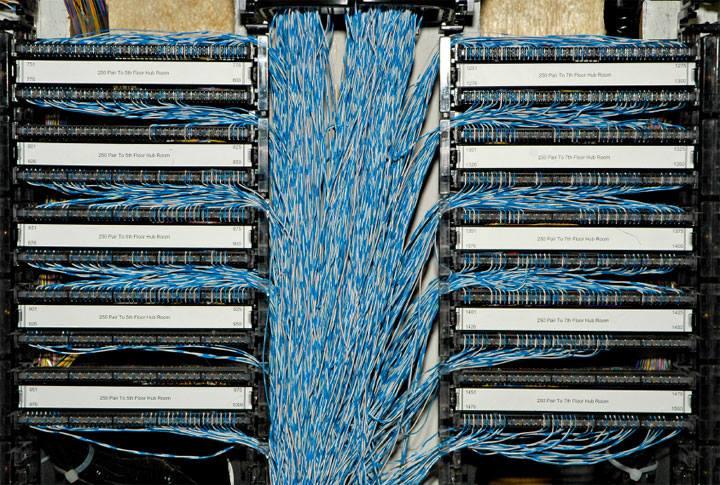 atténuation de la fibre optique