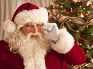 Internet Fibre vs Père Noël qui est plus rapide front