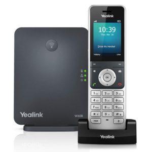 téléphone VoIP DECT entreprise
